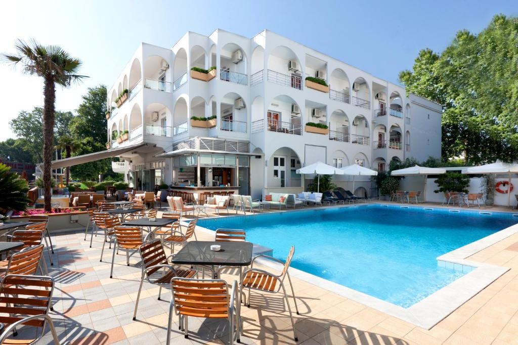 Kronos Hotel Platamonas, Greece