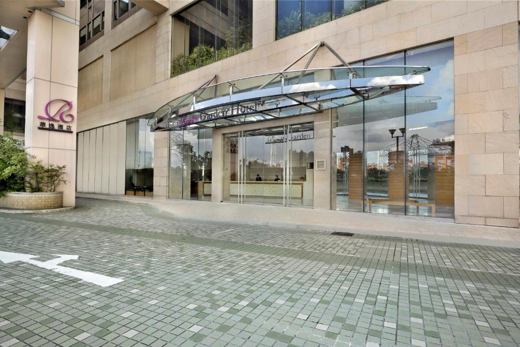 Rambler Garden Hotel Hong Kong Hong Kong Booking Com
