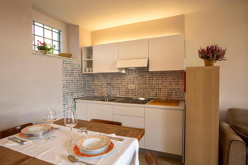 Cucina o angolo cottura di Podere Castagne