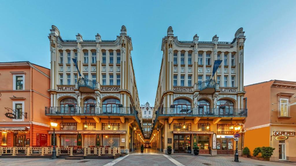 Hotel Palatinus City Center Pecs, Hungary