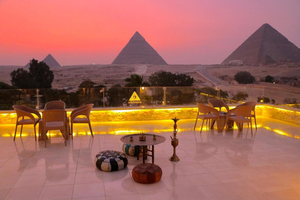 Sahara Pyramids Inn, Cairo, Egypt - Booking.com