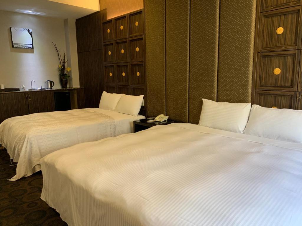 雲林禾楓SPA汽車旅館-