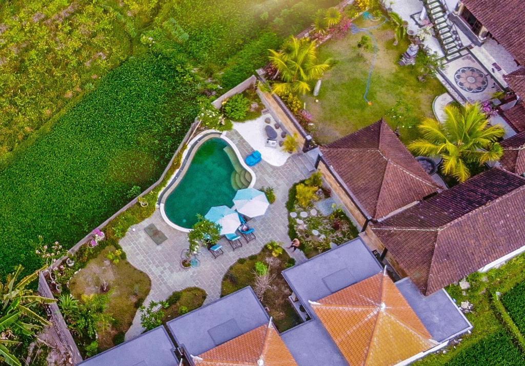 Dana Bali Ricefield Villa