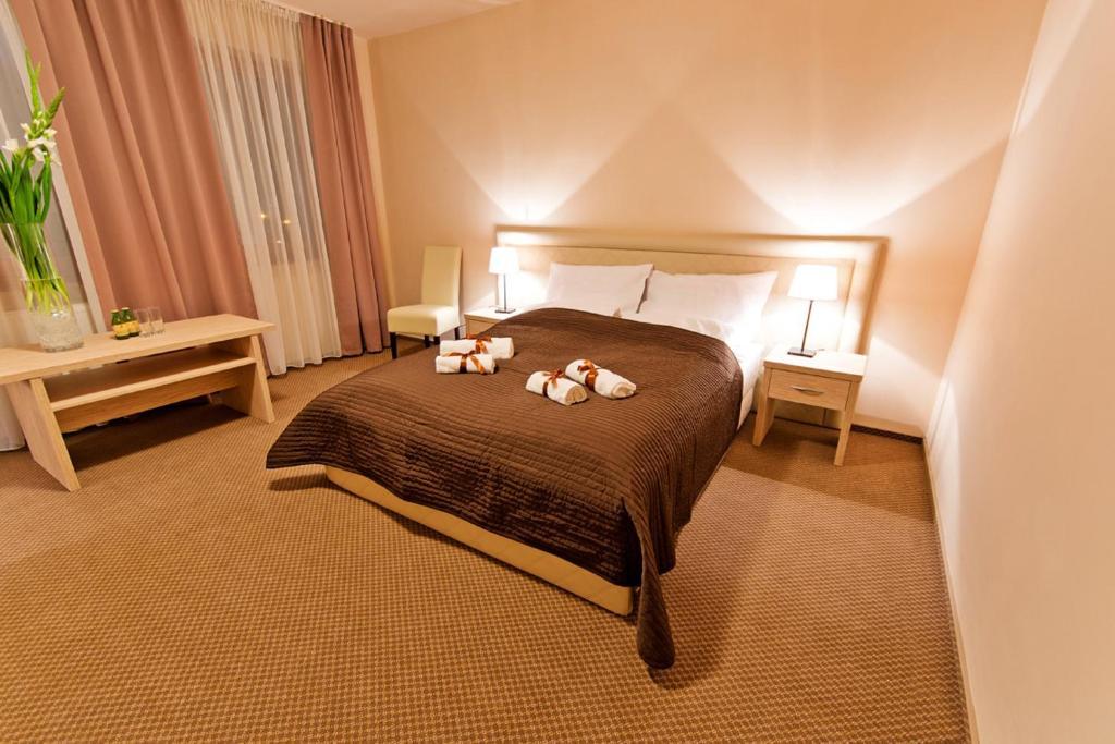 Hotel Wiatraczna Warsaw, Poland