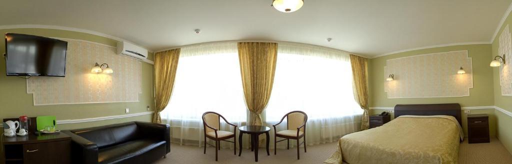 Гостиная зона в Отель Первоуральск