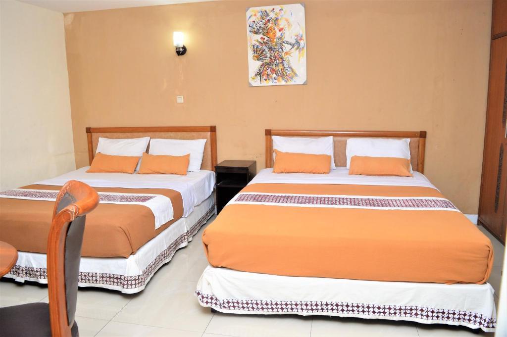 Hotel Mataram 2 Malioboro Yogyakarta Booking Com