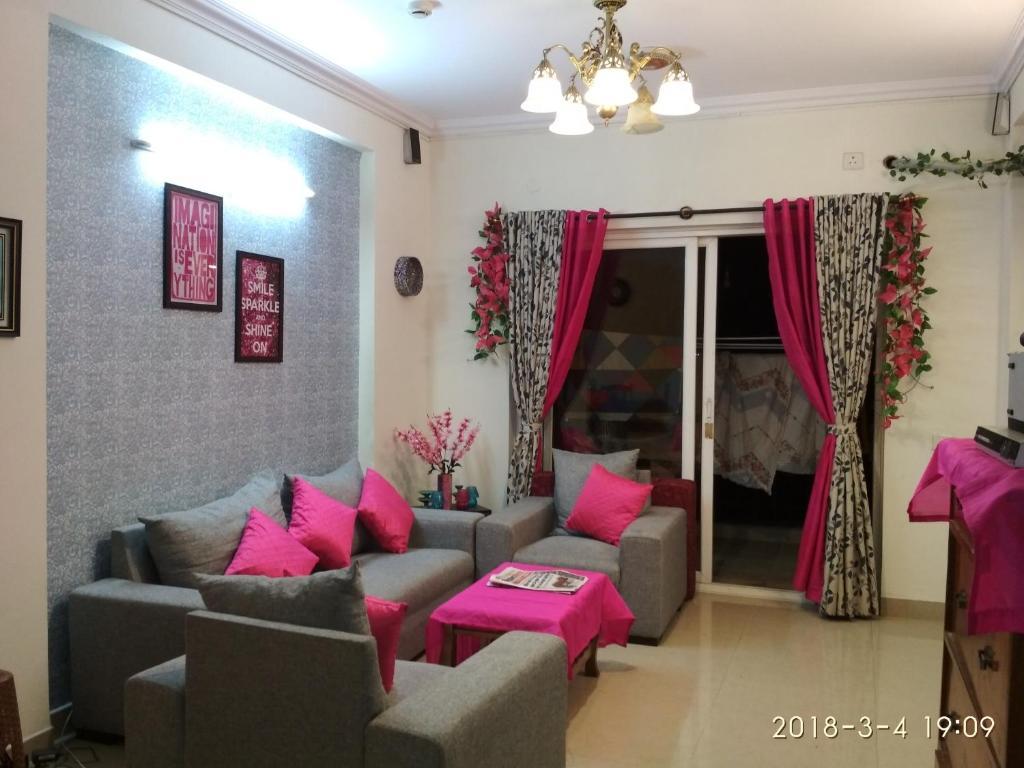 3 Bhk European Decor Apartment Bangalore India Booking Com