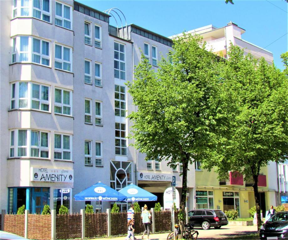 Hotel AMENITY Munich, Germany