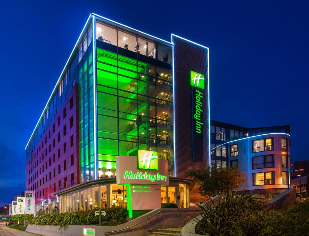 Holiday Inn London West, London – Updated 2020 Prices