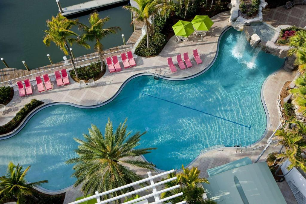 A view of the pool at Hyatt Regency - Sarasota or nearby