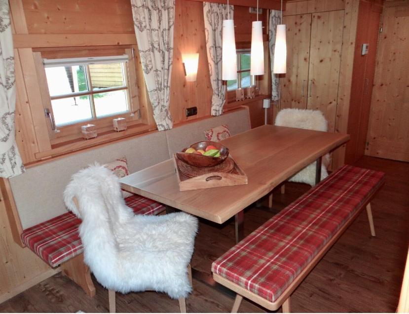 Chalet Zur Auszeit Direkt am 5 Sterne Campingplatz