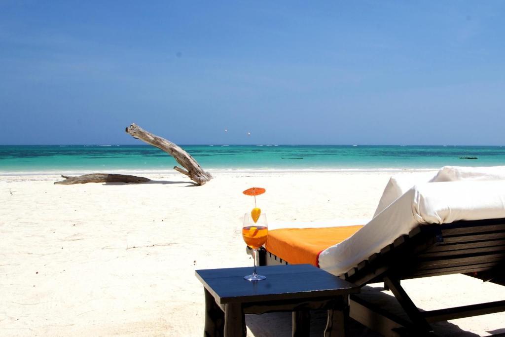 Ein Strand an oder in der Nähe des Bed & Breakfasts