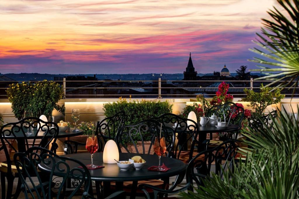 Marcella Royal Hotel Rome, Italy