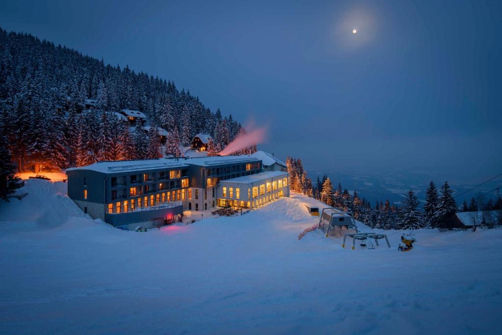 Hotel Golte Mozirje, Slovenia
