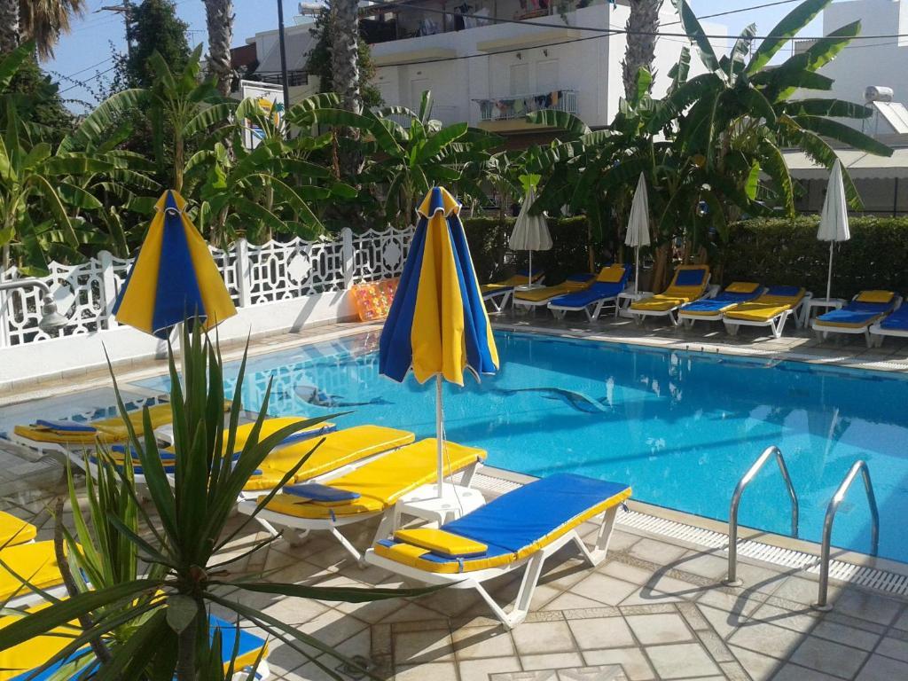 Πισίνα στο ή κοντά στο Elite Apartments