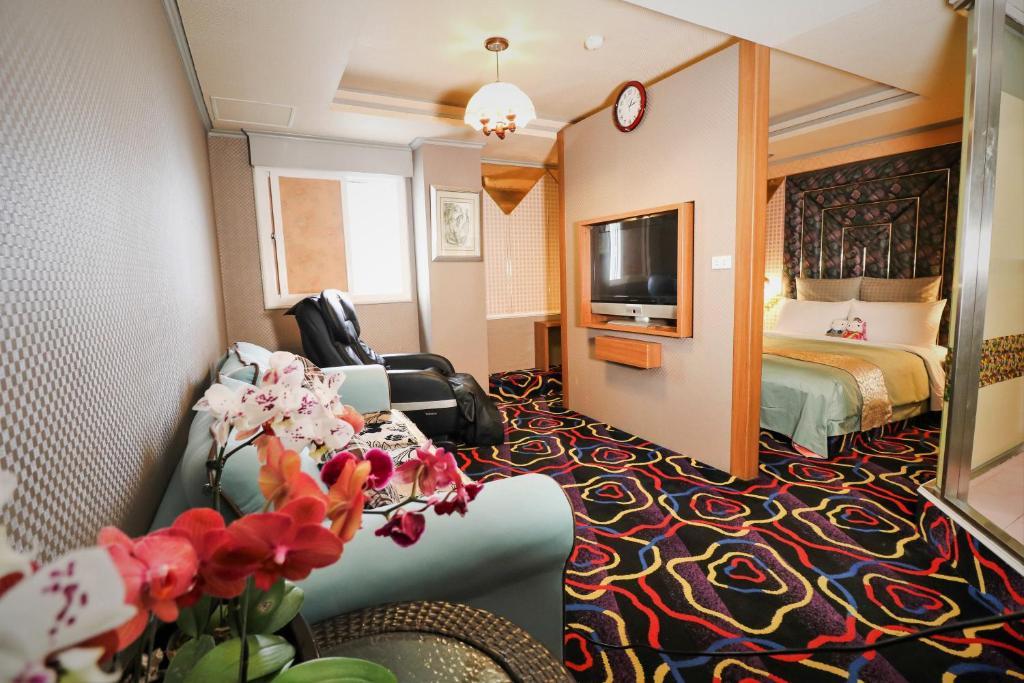 台北貝斯特旅店