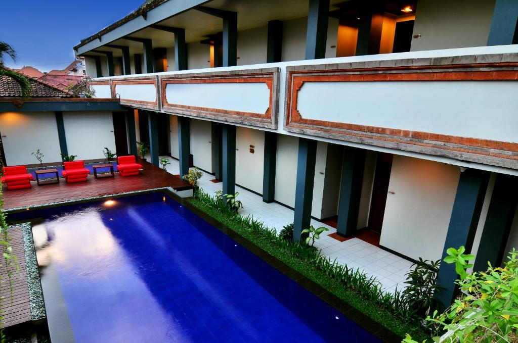 The swimming pool at or close to The Yani Hotel Bali