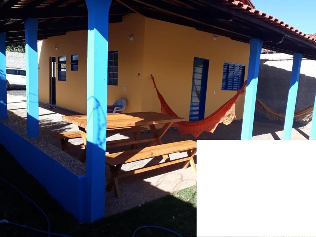 Casa do Hugo - Canastra