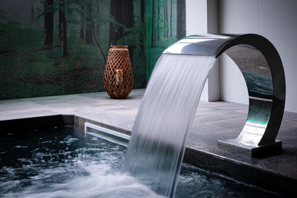 Бассейн в Europe Haguenau – Hotel & Spa или поблизости