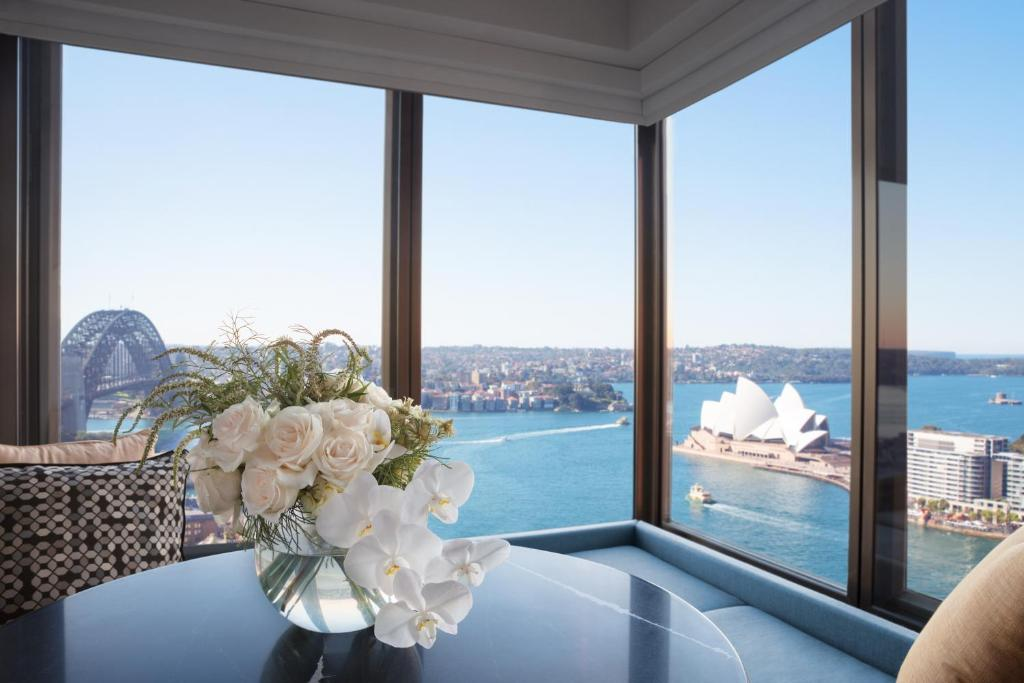 The Four Seasons Hotel Sydney | Stay at Home Mum