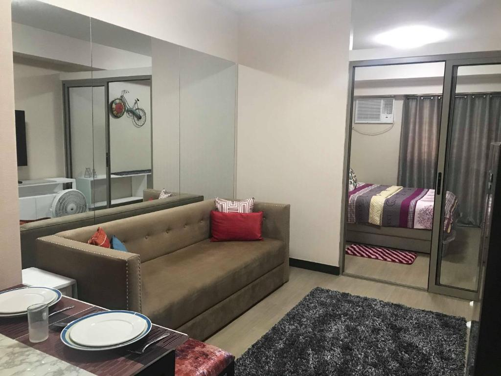 Unit 1123 Fairway Terraces Fully Furnished 1 Bedroom Condo Unit Manila Philippines Booking Com