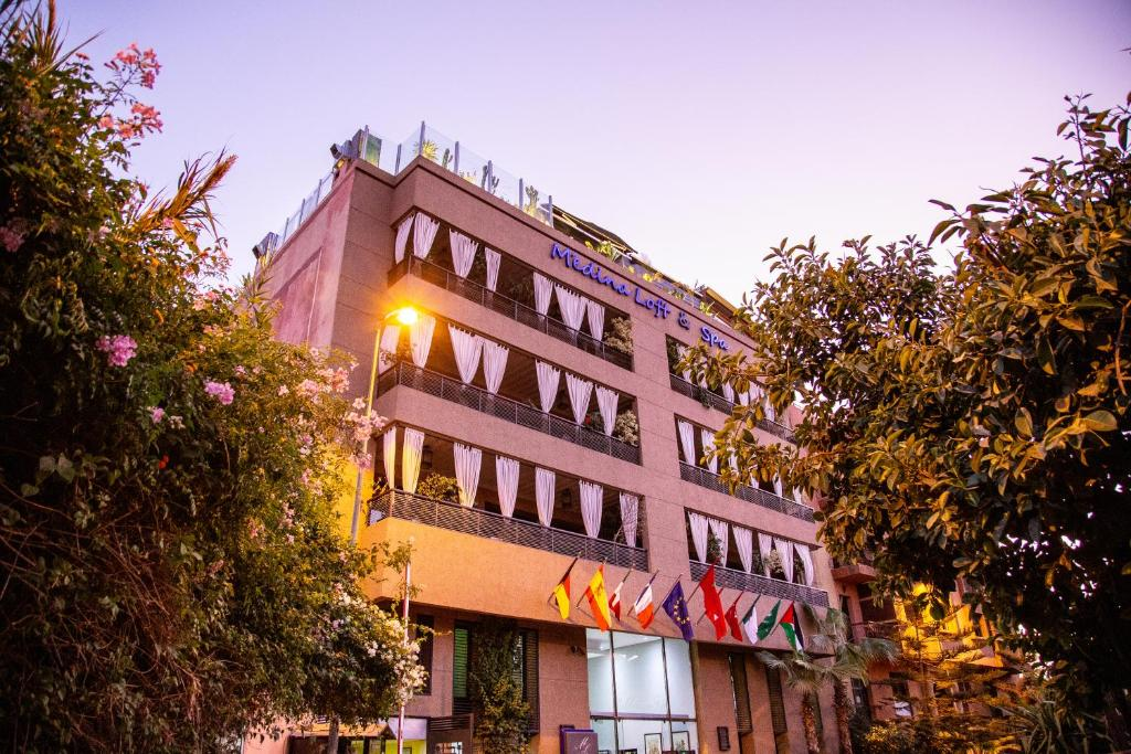 Médina Loft Hotel