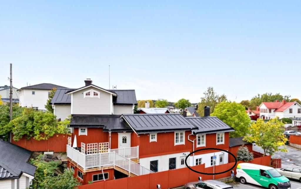 Stockholm Archipelago apartment
