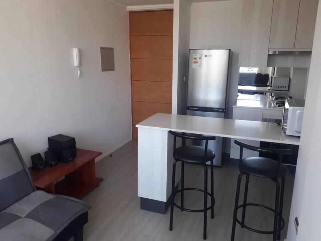 Radal 1 - Apartamento- Metro Teletón
