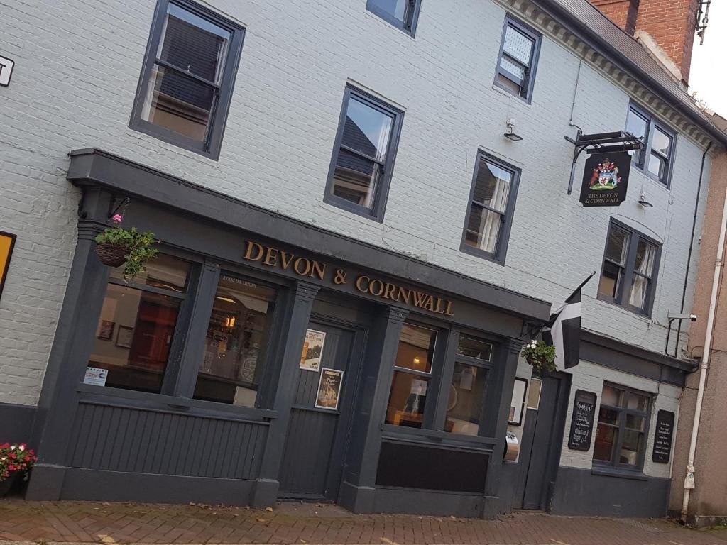 The Devon and Cornwall Inn