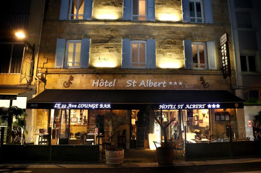 Hotel Saint Albert Sarlat-la-Caneda, France