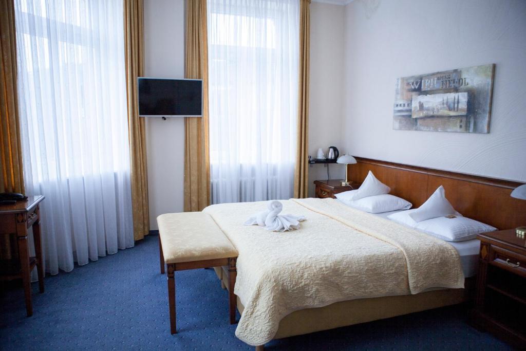 Hotel Baden Bonn, Germany