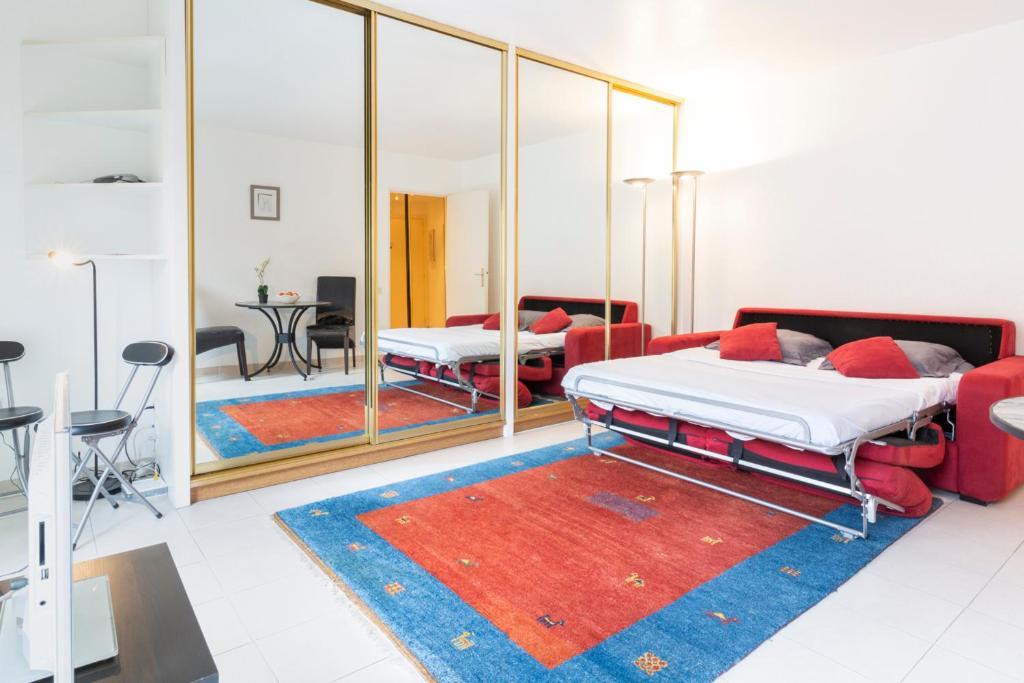 Hôtel Bellevue Cannes - Laterooms