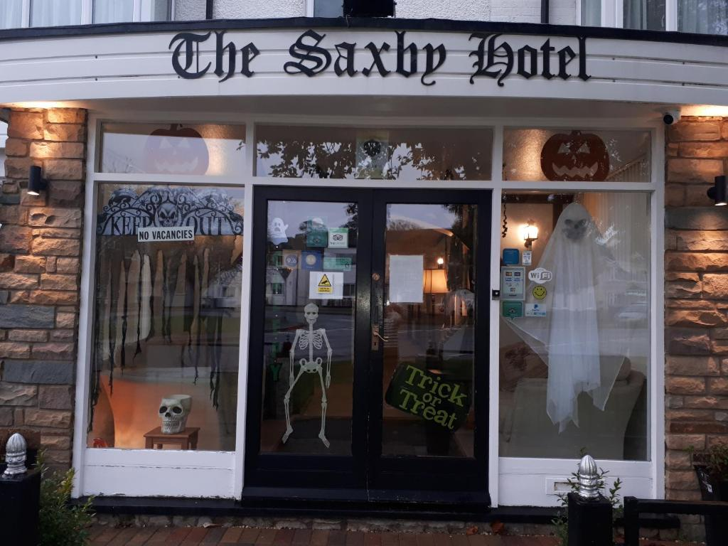 The Saxby Hotel in Skegness, Lincolnshire, England