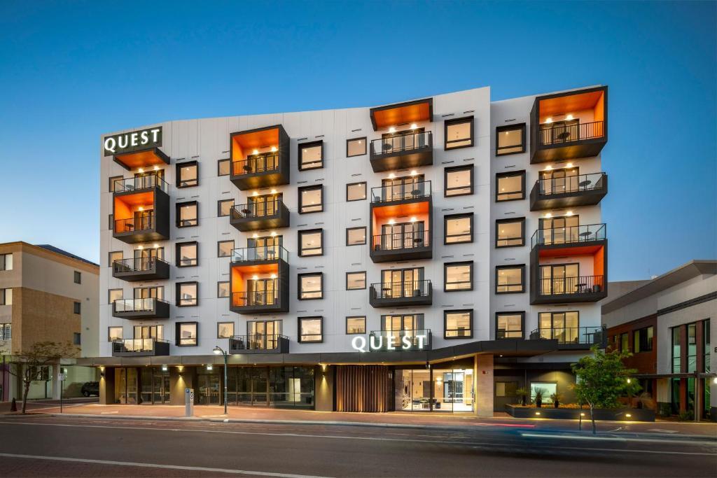 Condo Hotel Quest Joondalup Perth Australia Booking Com