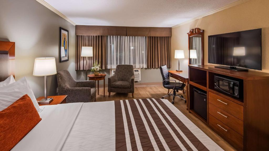 Hotel Best Western Plus Ottawa City Canada Booking Com