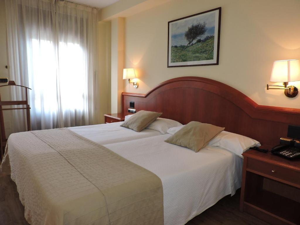 Hotel El Nogal Valladolid, Spain