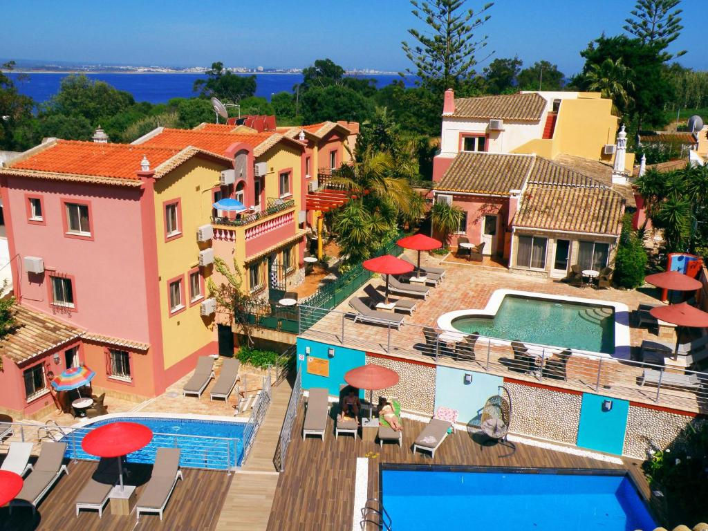 A bird's-eye view of Villas D. Dinis - Charming Residence (adults only)
