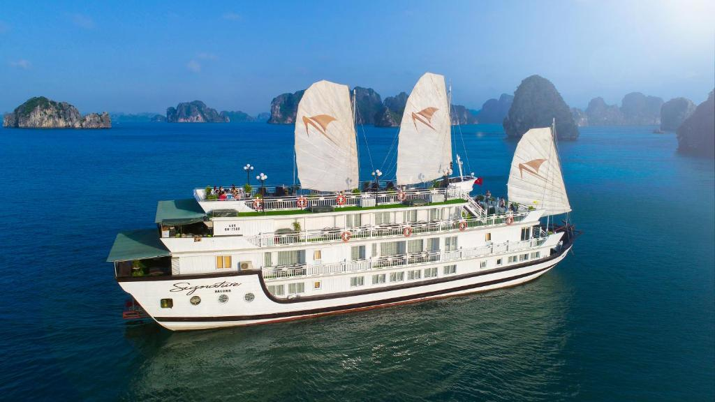 Signature Halong Cruise Ha Long Updated 2020 Prices