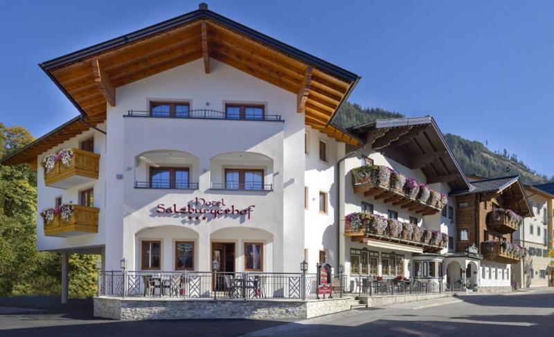 Hotel Salzburgerhof Flachau, Austria