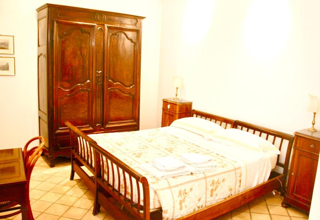 Apartment with 2 bedrooms in Barbarano Romano with wonderful city view and WiFi 30 km from the beach