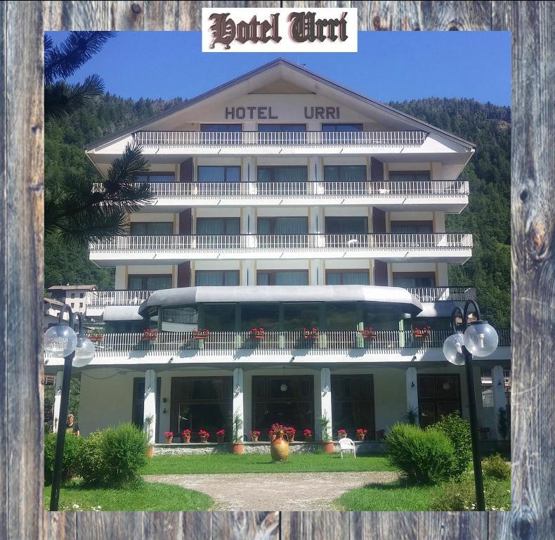 Hotel Urri Aprica, Italy