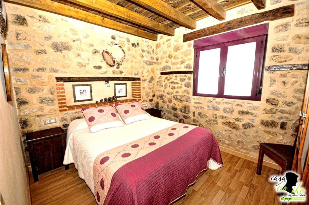 House with 4 bedrooms in El Payo with WiFi