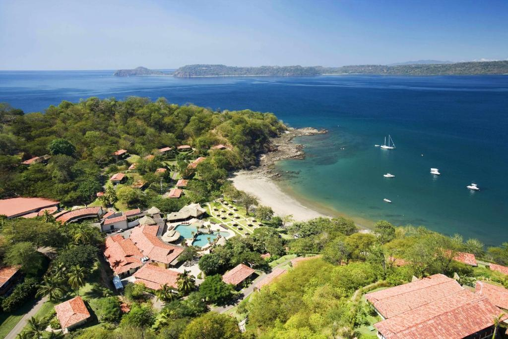 A bird's-eye view of Secrets Papagayo All Inclusive - Adults Only