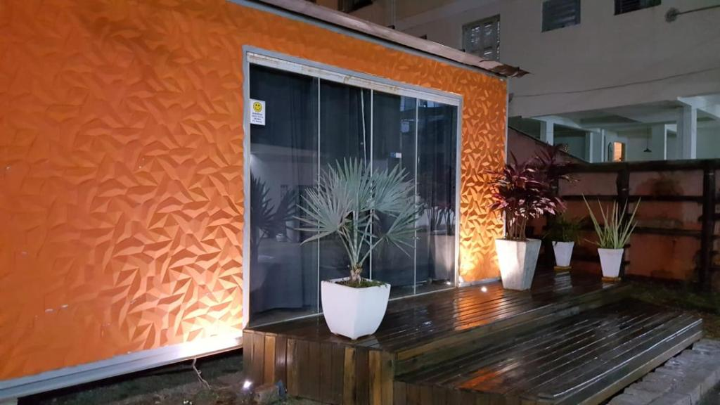 Studio no centro de Águas de São Pedro