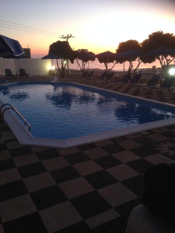 Πισίνα στο ή κοντά στο Romantic Spa Resort By Romantic Collection-small luxury hotel of the world
