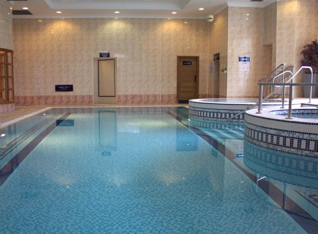 The swimming pool at or near The Aberdeen Altens Hotel