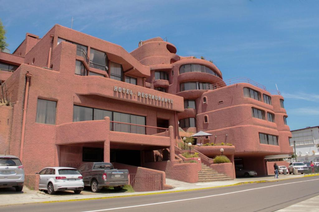 Hotel Montecarlo Viña del Mar