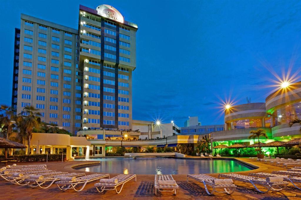 crowne plaza maruma hotel casino maracaibo venezuela