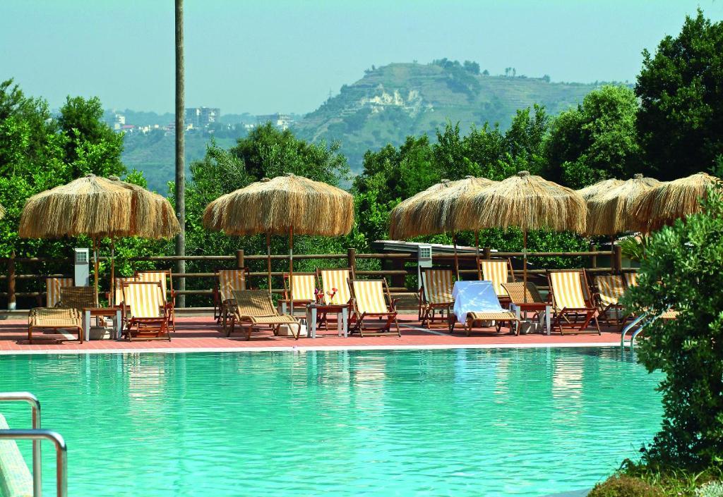 Piscina di Montespina Park Hotel o nelle vicinanze