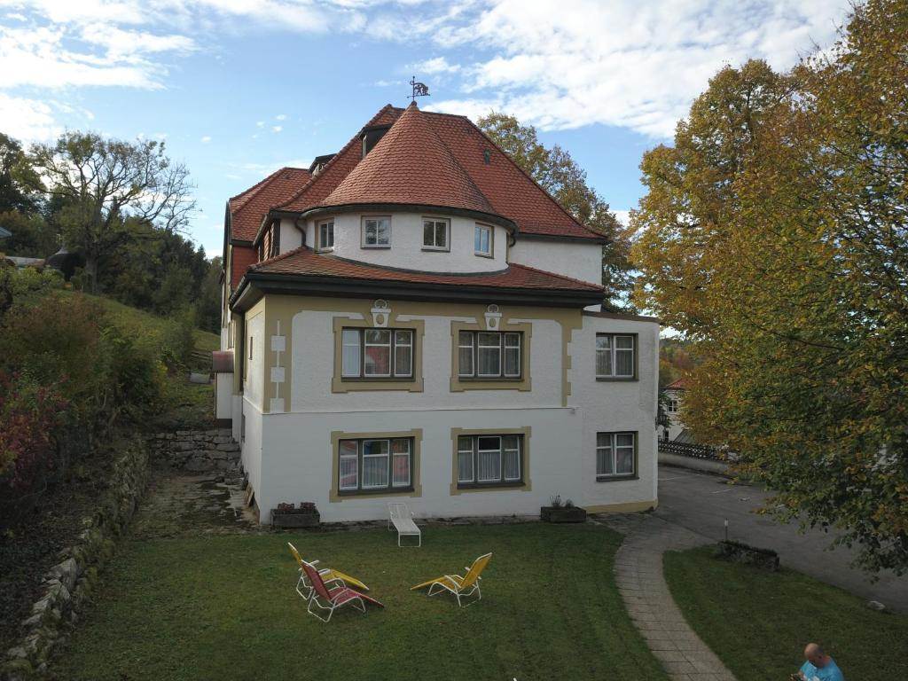 Villa am Park Bad Tolz, Germany